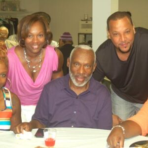 30th Anniversary Dinner family
