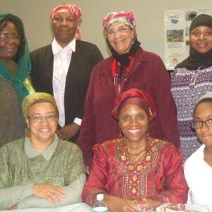 30th Anniversary Dinner group of women