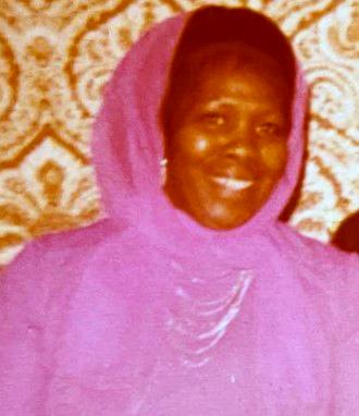 Sister Beatrice Rahman